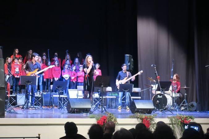 Il Gruppo Egidio al Concerto di Natale