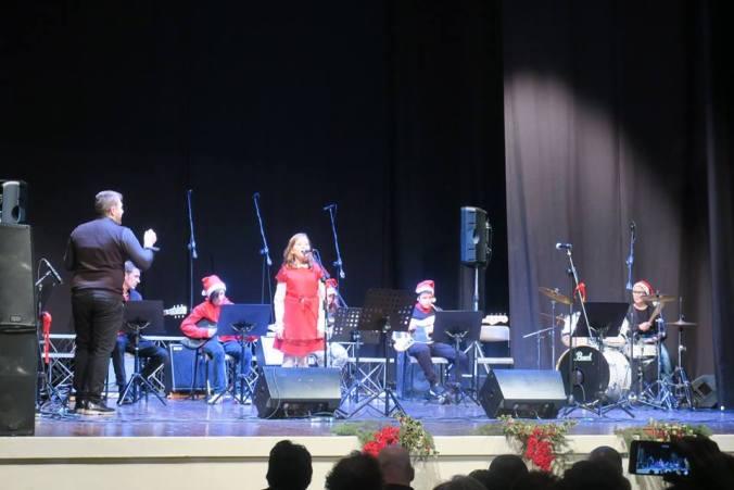 Il Gruppo delle Foglie al Concerto di Natale di Tortona