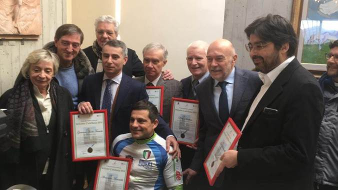 Castellania 2 gennaio 2019 i premi welcome Castellania