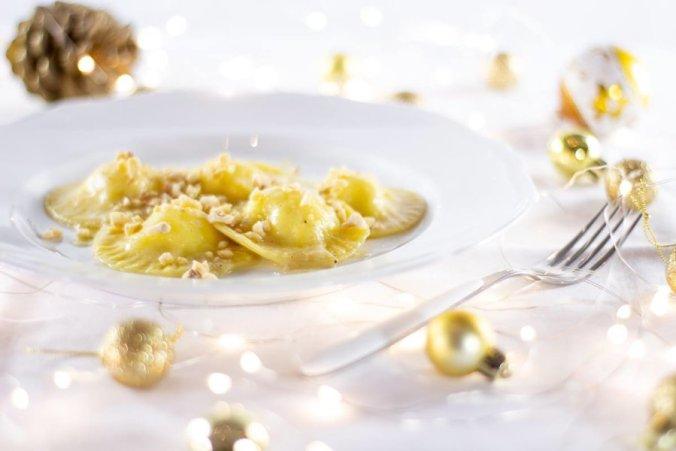 La ricetta dei Ravioli ai formaggi di Lisa Corsoni