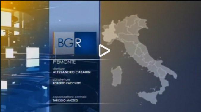 La sigla del TG Buongiorno Regione Piemonte