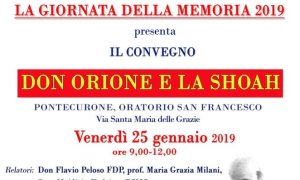 Don Orione e la Shoah, se ne parlerà a Pontecurone per la Giornata della Memoria