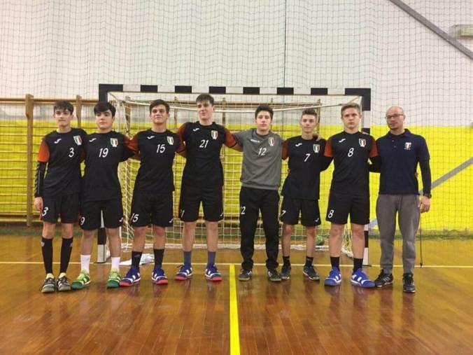 I ragazzi Tortonesi convocati per la Nazionale Maschile Under 17
