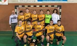 Leoni Pallamano Tortona, vittoria per la formazione Under 15