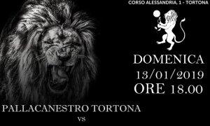 Pregame Pallacanestro Tortona vs San Mauro Basket