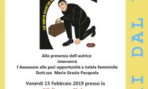 """Patrizia Tuis a """"Libri dal Vivo"""" in biblioteca"""