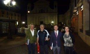 Beppe Conti torna a Tortona, questa volta ospite del Rotary