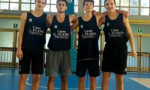 Basket studentesco del Liceo Peano, finale incrociata con il Casale Monferrato