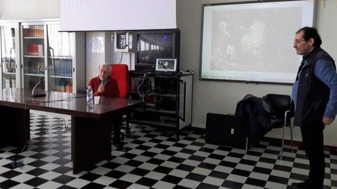 Rocco Diana e Armando Bergaglio al Marconi di Tortona