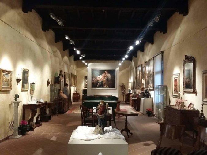 Palazzo Guidobono, torna la mostra di antiquariato