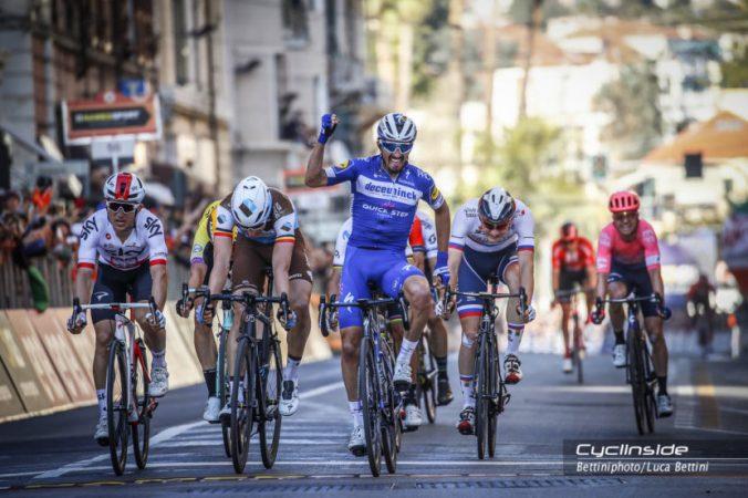 Julian Alaphilippe vince la 110^ Milano Sanremo