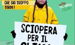 Climate Strike, anche Tortona sciopera per il clima