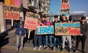Anche l'Istituto Marconi a Novara per la giornata contro le mafie