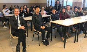 All'Istituto Marconi Carbone si è tenuta una speciale lezione di Diritto Penale