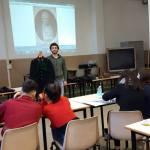 L'entusiasmo degli studenti del Marconi per la storia