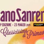 Info utili per assistere alla 110^ Milano Sanremo di Sabato 23 Marzo