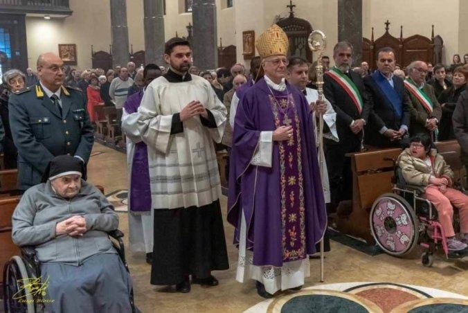 Monsignor Testore a Tortona