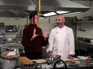 Chef Ribaldone a Tortona per Lineaverde