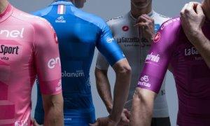"""Svelate le maglie del """"Giro"""" 102, a Novi Ligure una maglia celebrativa"""