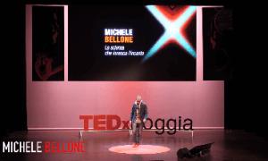 Michele Bellone al TEDx di Foggia, il video è adesso on line