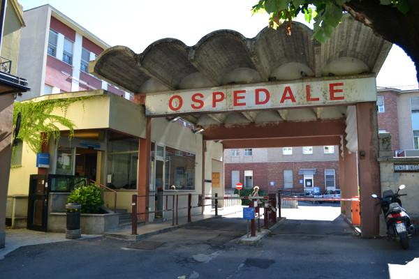 Ospedale Civile Tortona nel 2015