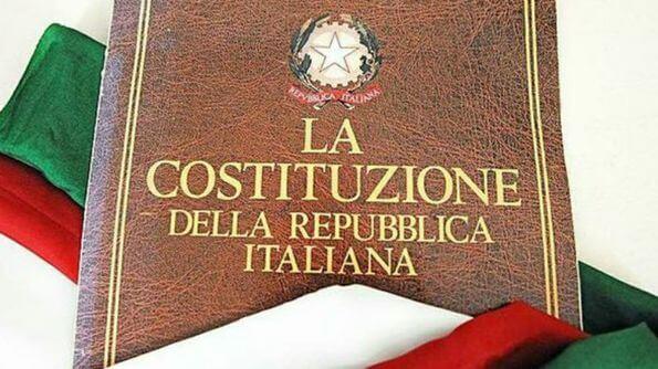 La costituzione italiana ha fatto vincere un concorsso al Liceo Peano