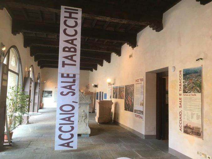 La mostra allestita a Palazzo Guidobono di Tortona