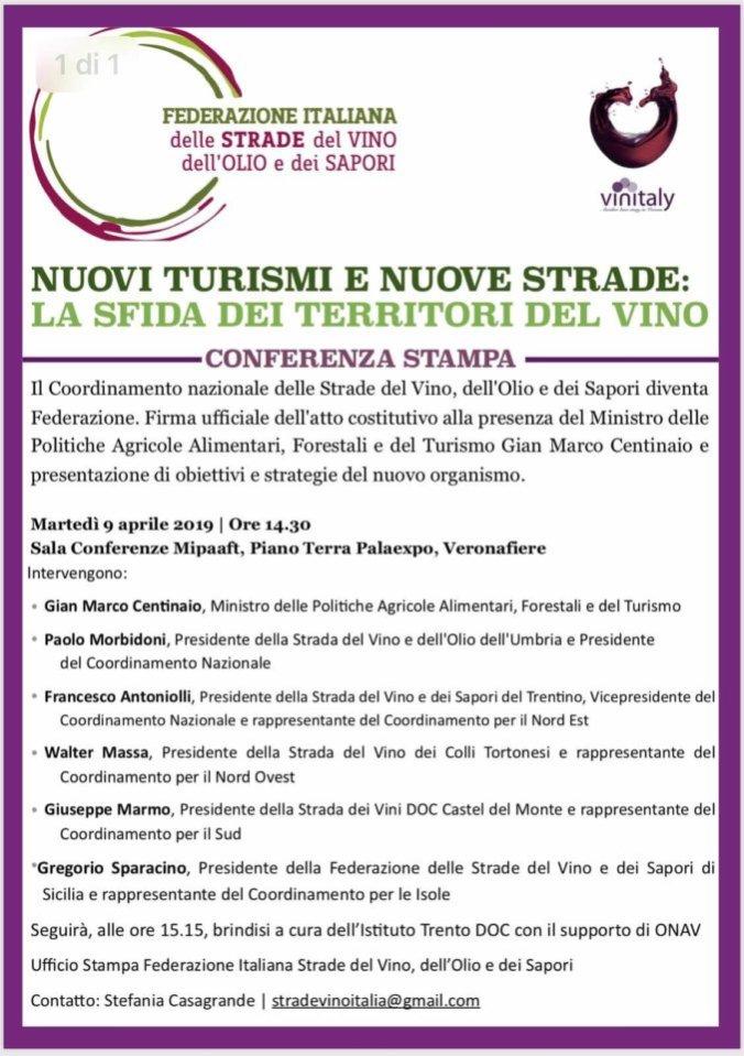 Vinitaly Verona 2019