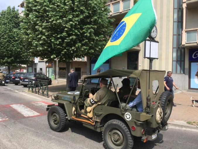 29 aprile 1945 entrata della Feb a Tortona