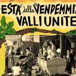Annunciata la data per la Festa della Vendemmia di Valli Unite