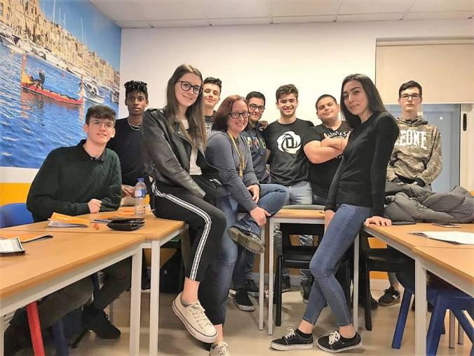 Istituto marconi a malta