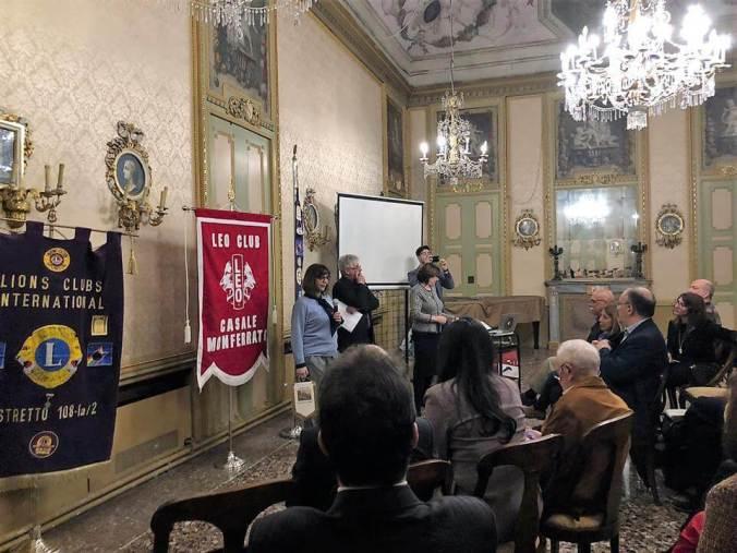 I due giovani tortonesi premiati dai Lions di Casale Monferrato
