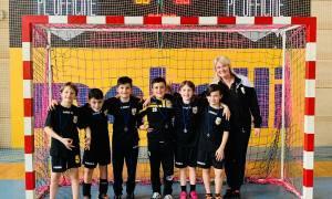 Leoni Pallamano Tortona – Gli Under 11 terzi al Torneo di Primavera