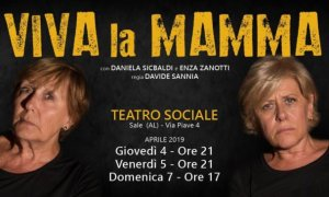 "Sale, con Viva la Mamma ""I Grani di Sale"" ritentano il sold out"