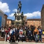 I ragazzi di Sale in gita a Marzabotto e Bologna