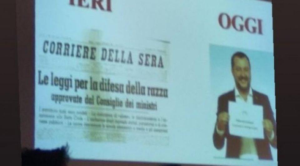 Le parole di Romano Luperini sul caso della prof.ssa sanzionata a Palermo