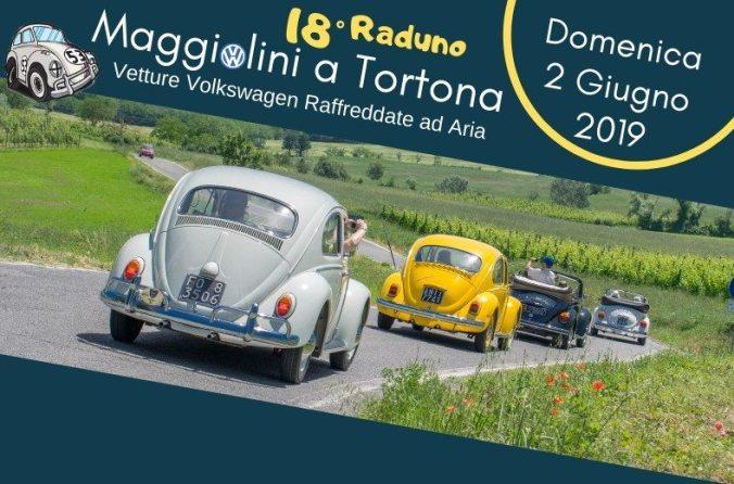 Maggiolini a Tortona 2019