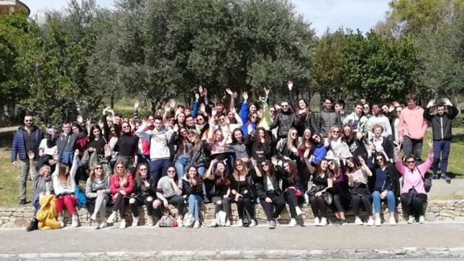 Il Liceo Peano di Tortona in Sardegna contro il bullismo