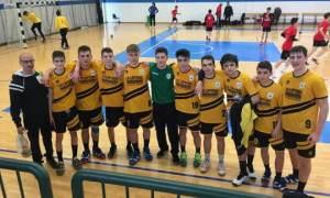 Gli Under 15 dei Leoni Pallamano Tortona si aggiudicano il Torneo internazionale di Torri (Vi)