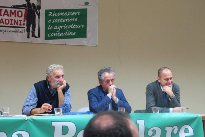La legge quadro sull'agricoltura discussa a Costa Vescovato