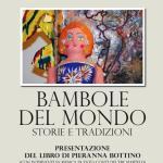 """Presentazione del libro """"Bambole del mondo – Storie e tradizioni"""""""
