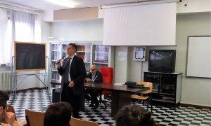 L'Istituto Marconi Carbone incontra la sezione locale del Rotary Club