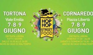 Hop Hop Street Food 7-8-9 giugno 2019 a Tortona