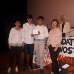 """Due studenti del Liceo Peano di Tortona premiati al concorso """"Follow the Money"""" in ricordo dei giudici Falcone e Borsellino"""