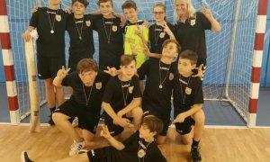 Leoni Pallamano Tortona, gli under 13 chiudono al secondo posto il Campionato Lombardo