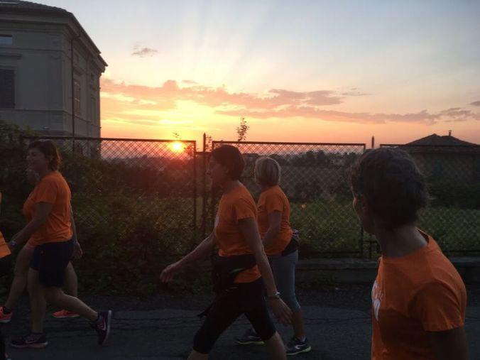 run 5.30 a Tortona