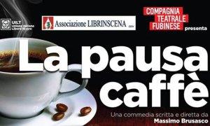 La Pausa Caffè di Massimo Brusasco a Garbagna, per ridere e riflettere sui luoghi comuni degli uffici pubblici