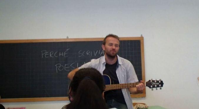 Enrico Galiano, insegnante e scrittore