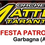 L'Orchestra spettacolo Matteo Tarantino a Garbagna