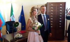 Si è sposato questa mattina a Montemarzino il sen. Berutti